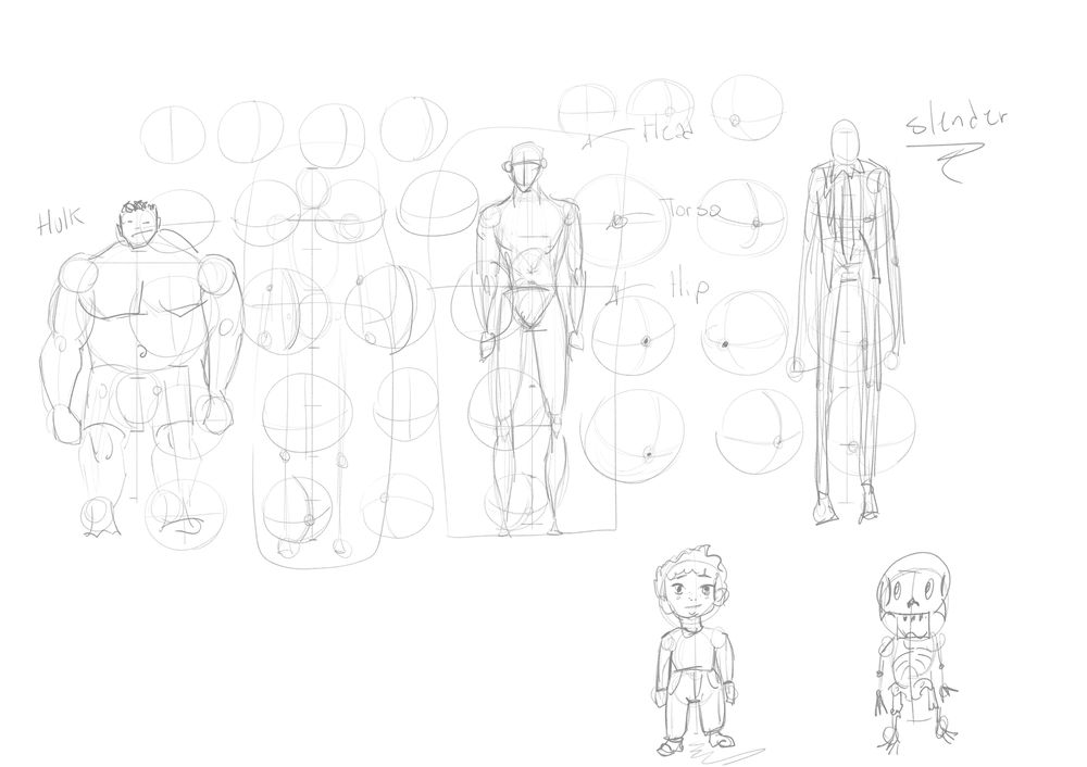 How To Draw BASICS - image 2 - student project
