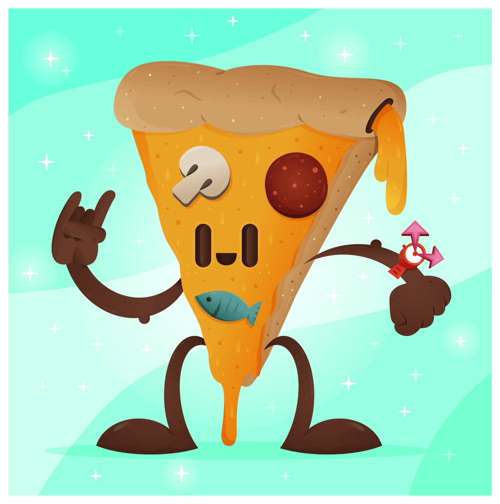 Pizza Time YEAH! - image 2 - student project
