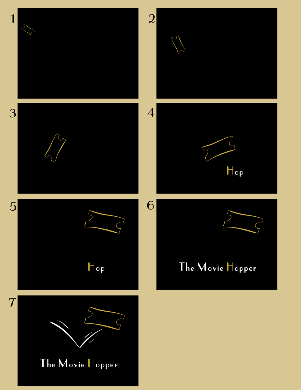 The Movie Hopper - image 1 - student project