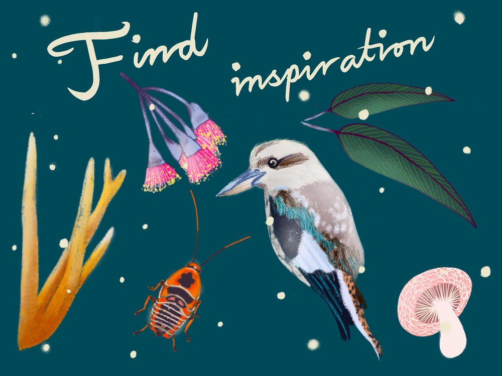 Find inspiration - image 1 - student project