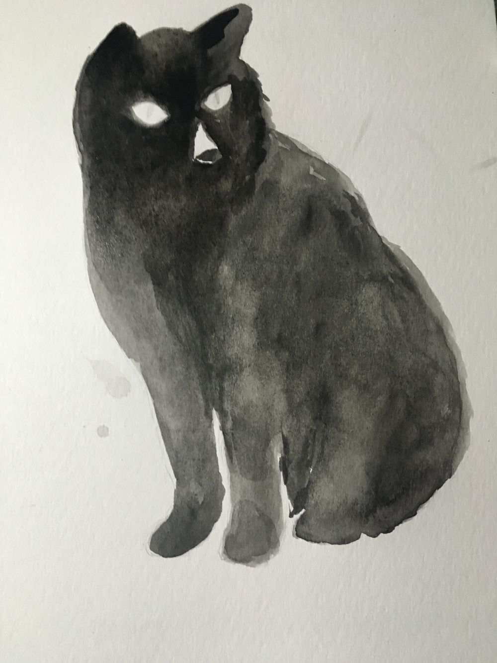 Watercolor Animals! - image 2 - student project