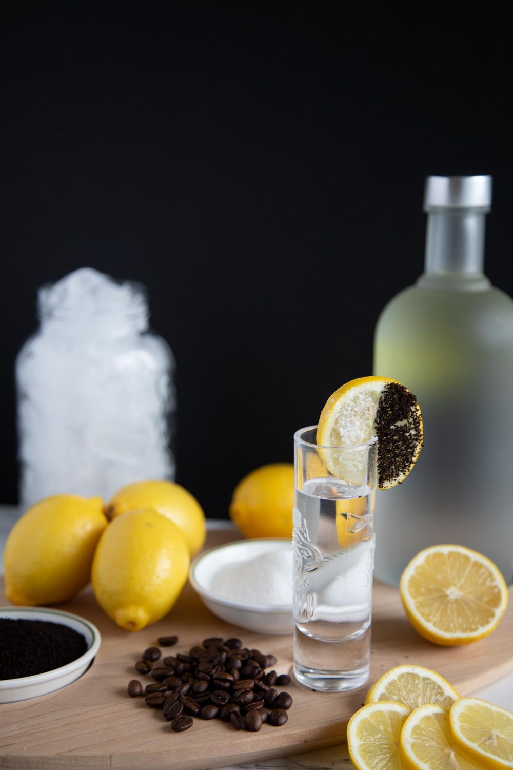 Cocktail Mix Shot - image 3 - student project