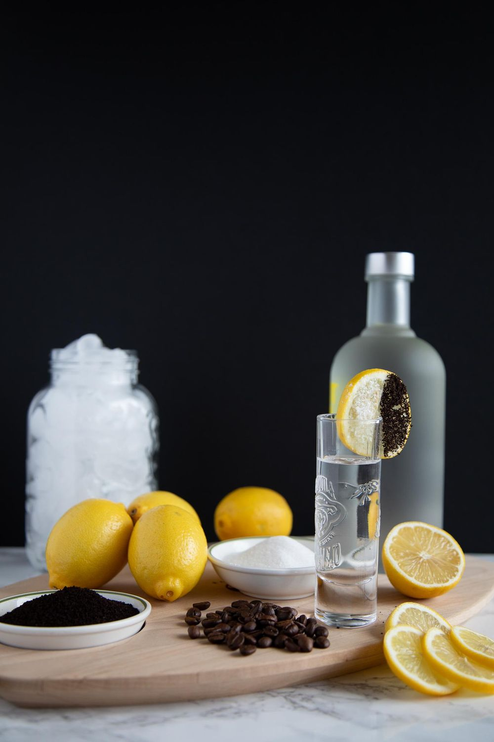 Cocktail Mix Shot - image 1 - student project
