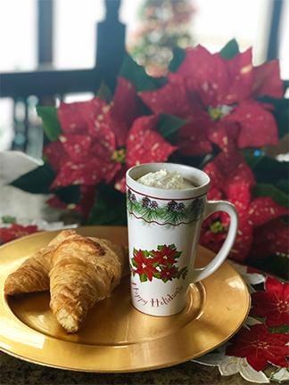 Christmas Cocoa on a Snowy Day - image 1 - student project