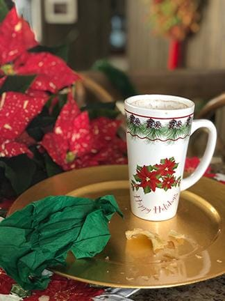 Christmas Cocoa on a Snowy Day - image 3 - student project