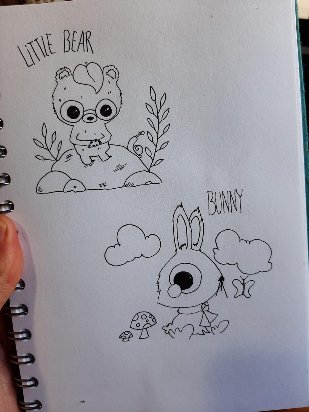 Cute animials - image 2 - student project