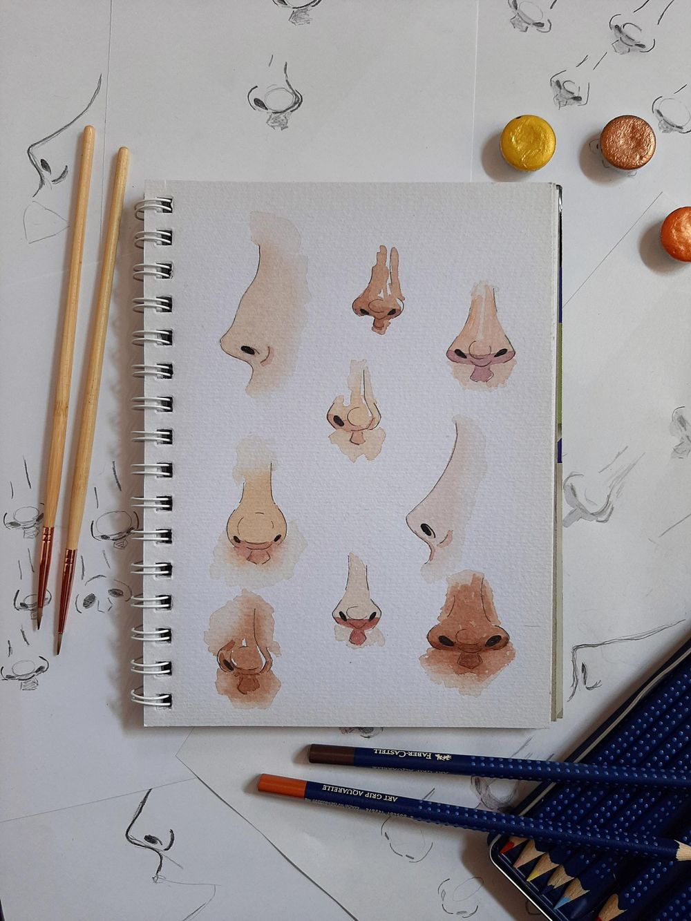 Easy noses - image 1 - student project