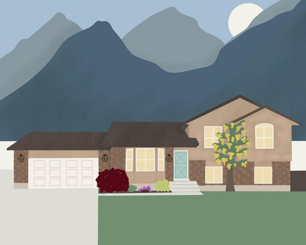 Home sweet home - image 1 - student project