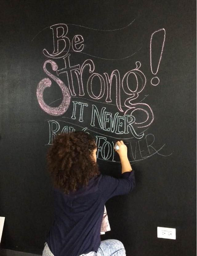 Be Strong - image 1 - student project