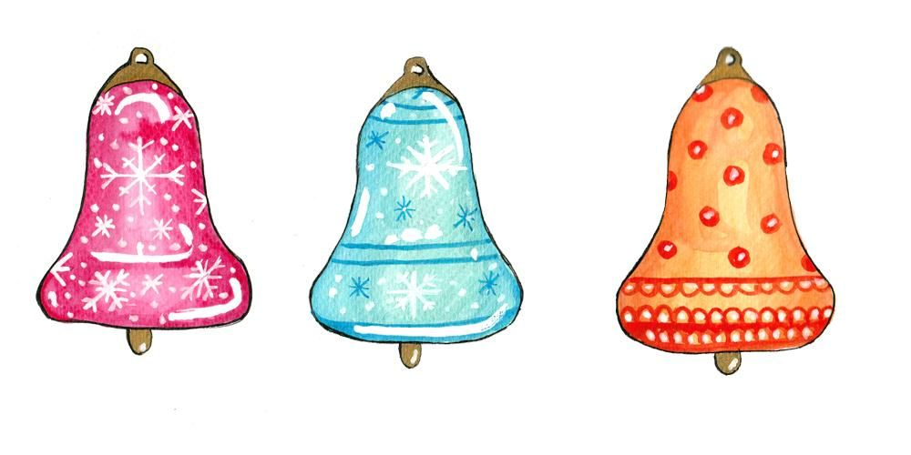 Christmas Ornaments Tags - image 3 - student project