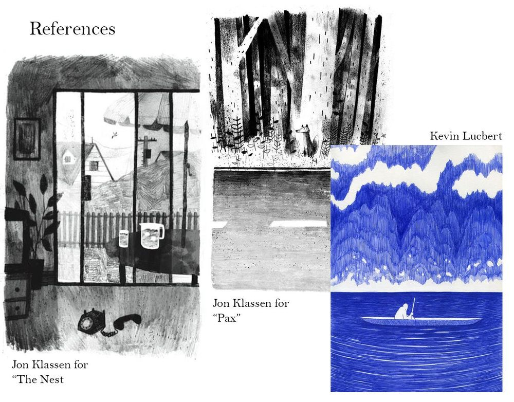 Postcards - image 1 - student project