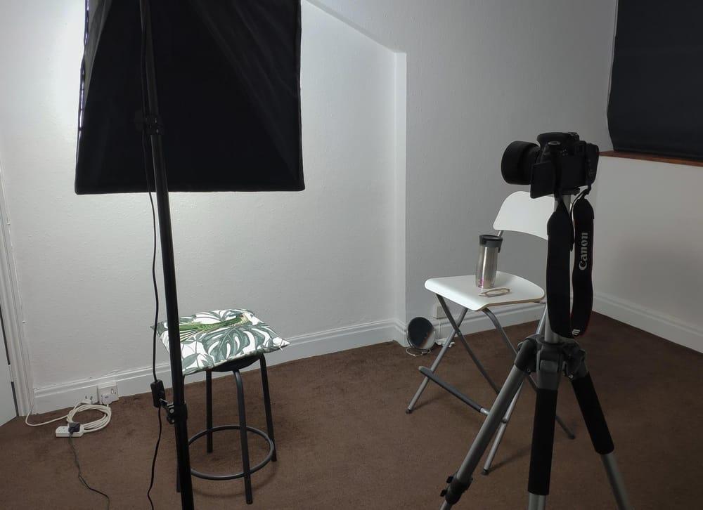 Headshot practise - Portrait lighting patterns - image 1 - student project