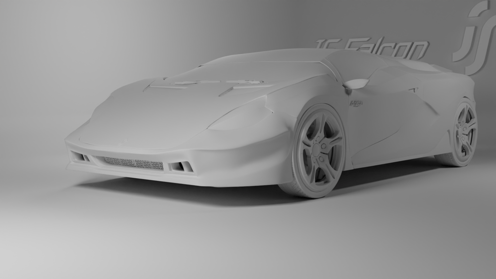 Basic Render - image 1 - student project