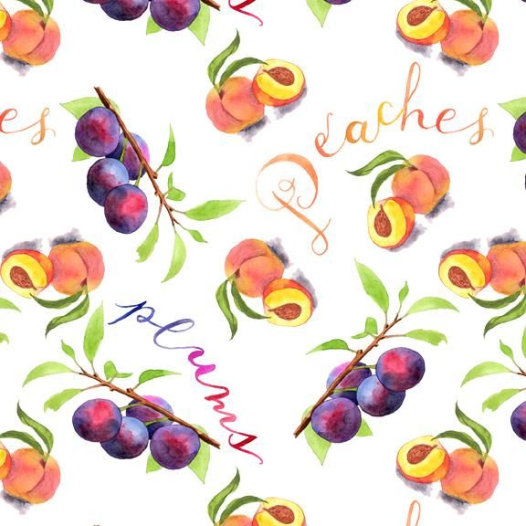 Berries and Round Fruit - image 2 - student project