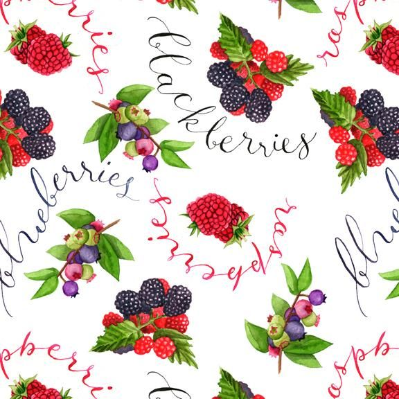 Berries and Round Fruit - image 1 - student project
