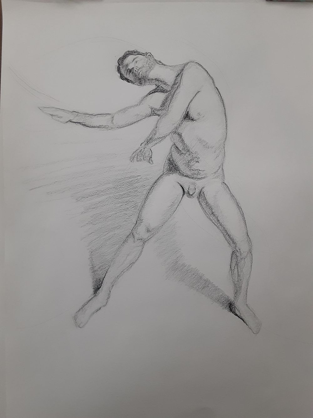 Figure drawing finished? - image 1 - student project