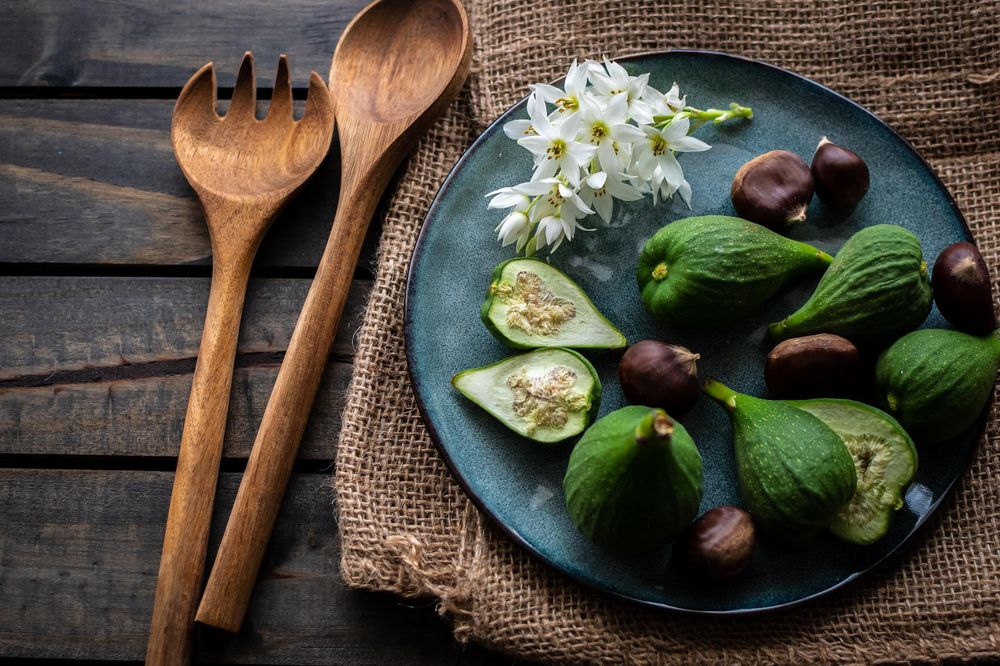 Fig Platter - image 1 - student project