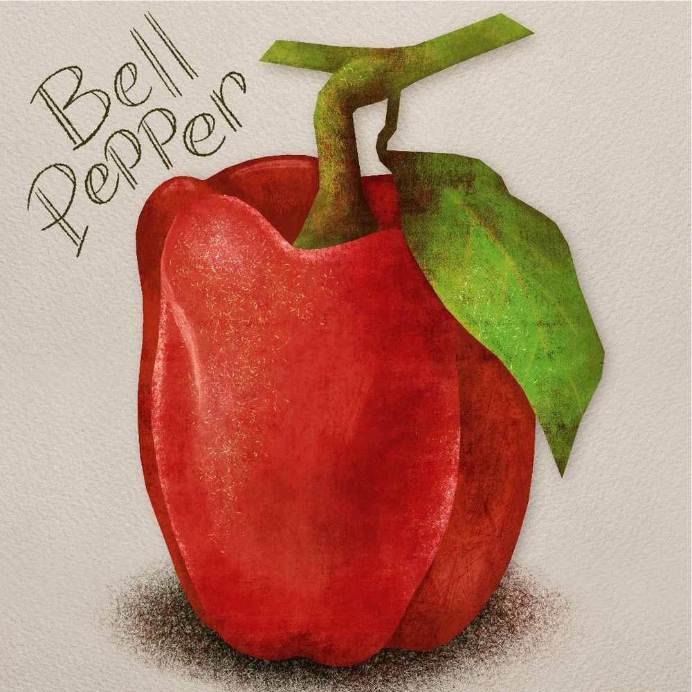 Bell pepper - image 1 - student project
