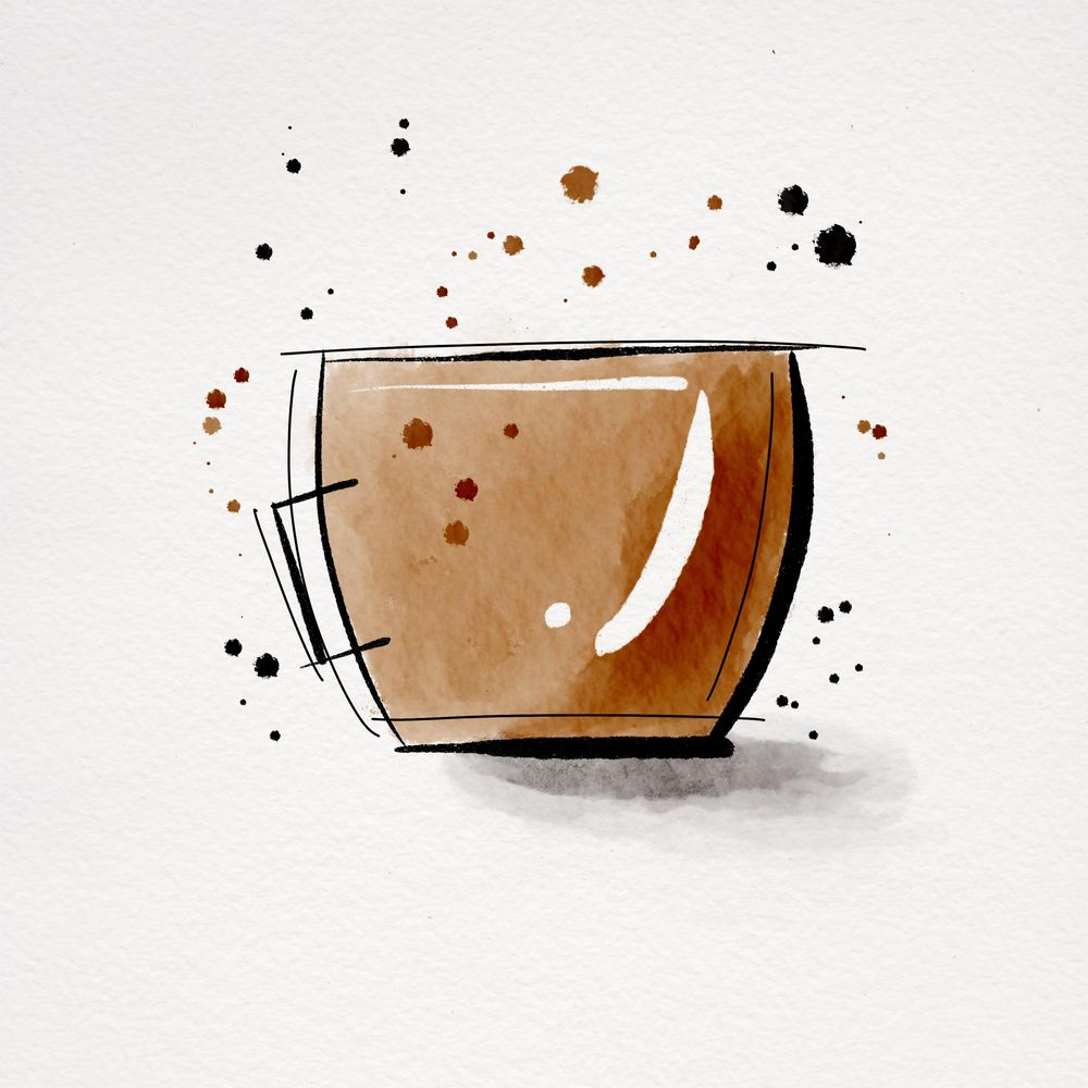 Coffee for 1 - image 1 - student project