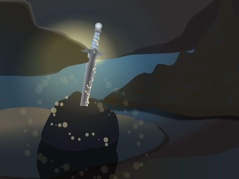 Magic Sword - image 3 - student project