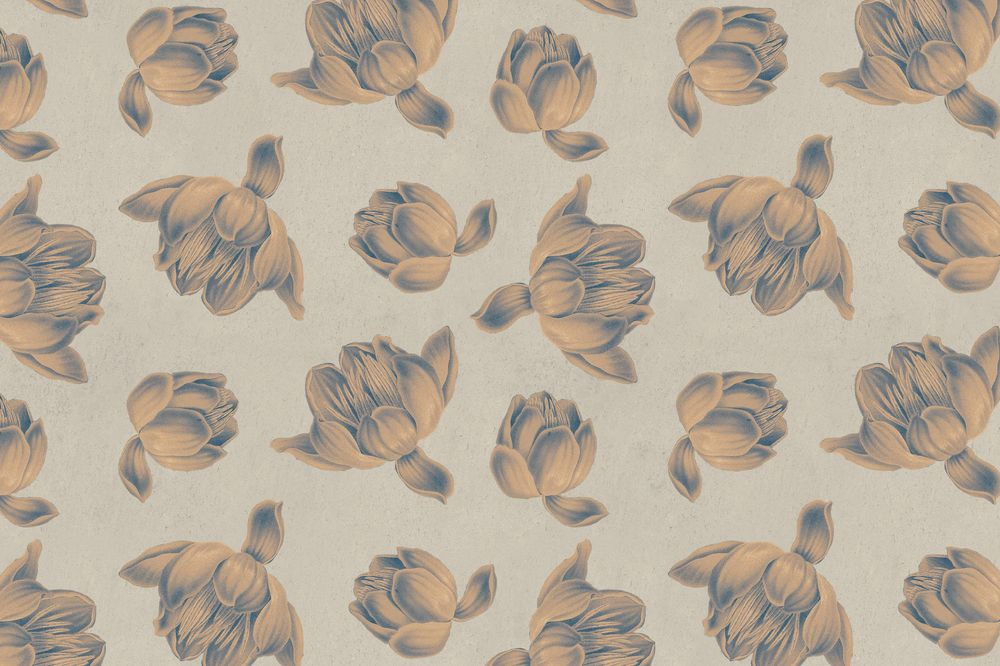Vintage Pattern Play - image 1 - student project