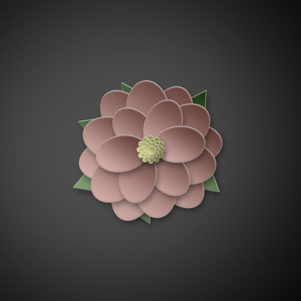 Fun flower - image 1 - student project