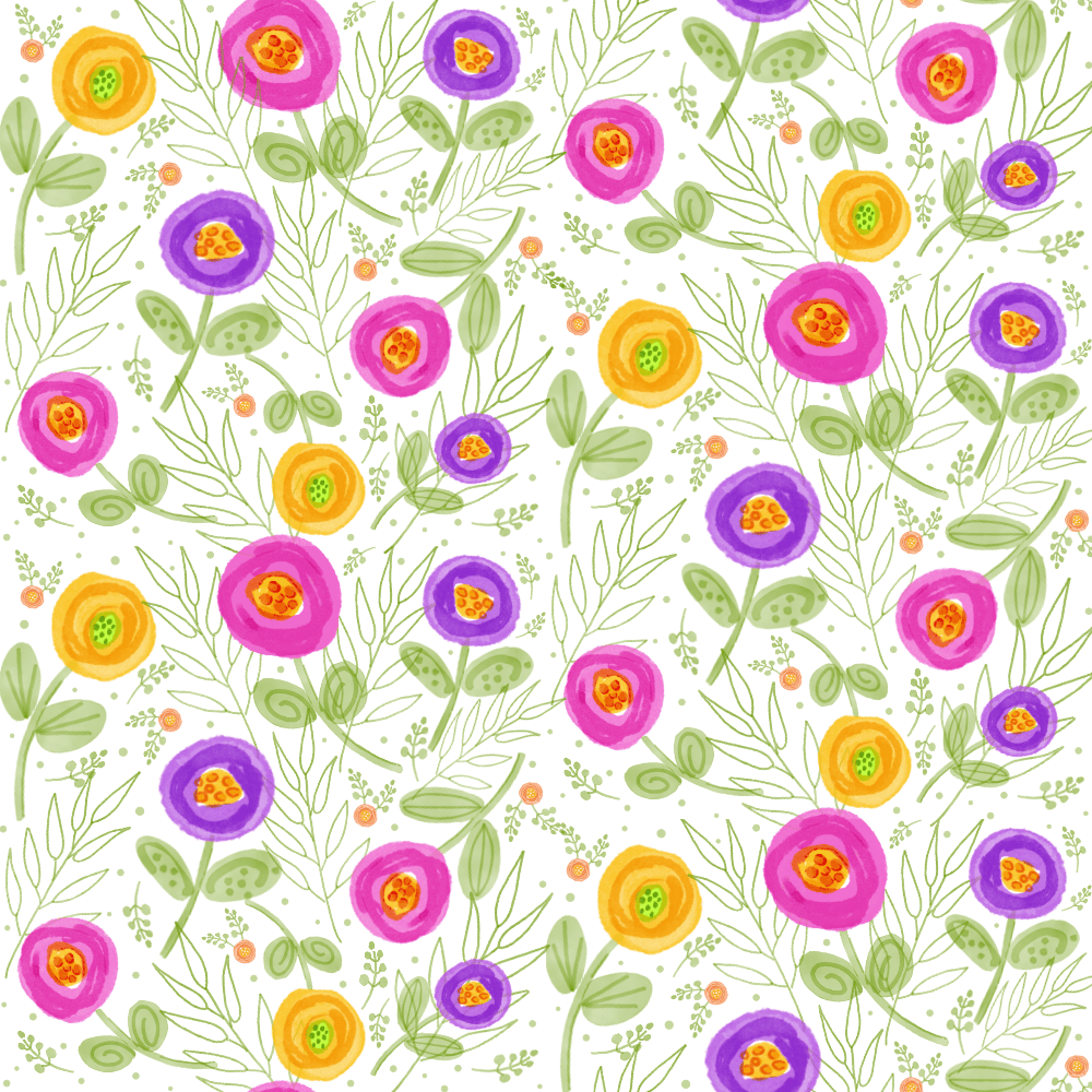 Repeat Patterns in Affinity Designer - image 4 - student project