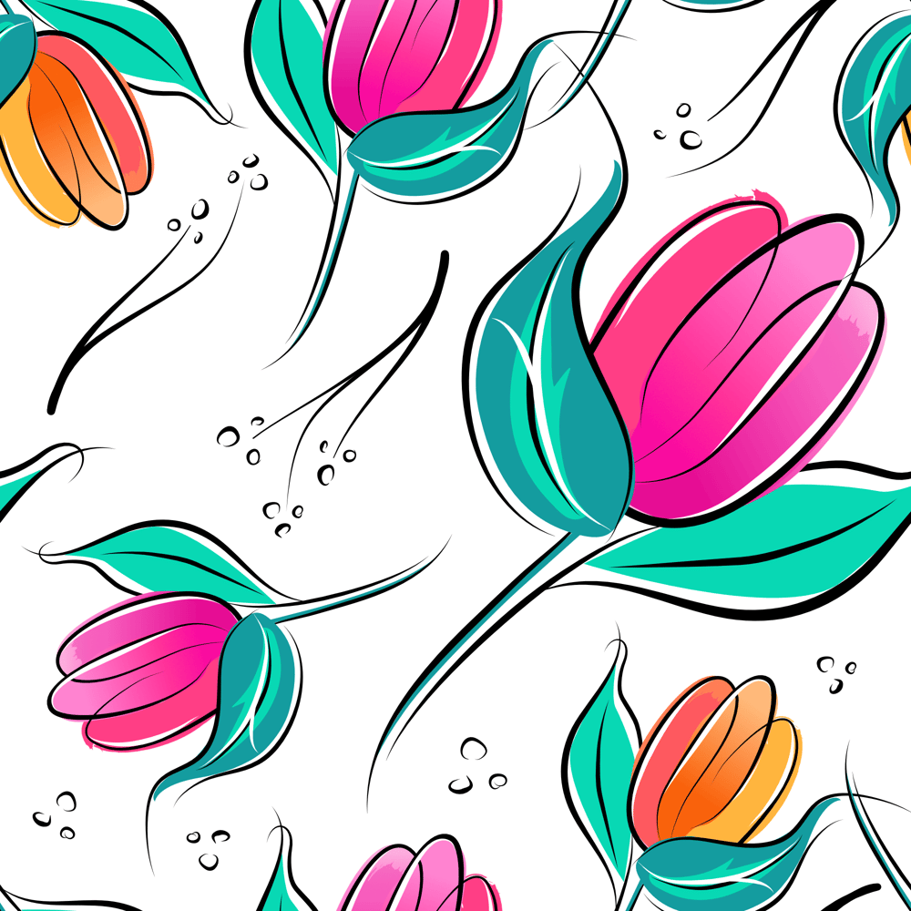 Repeat Patterns in Affinity Designer - image 3 - student project