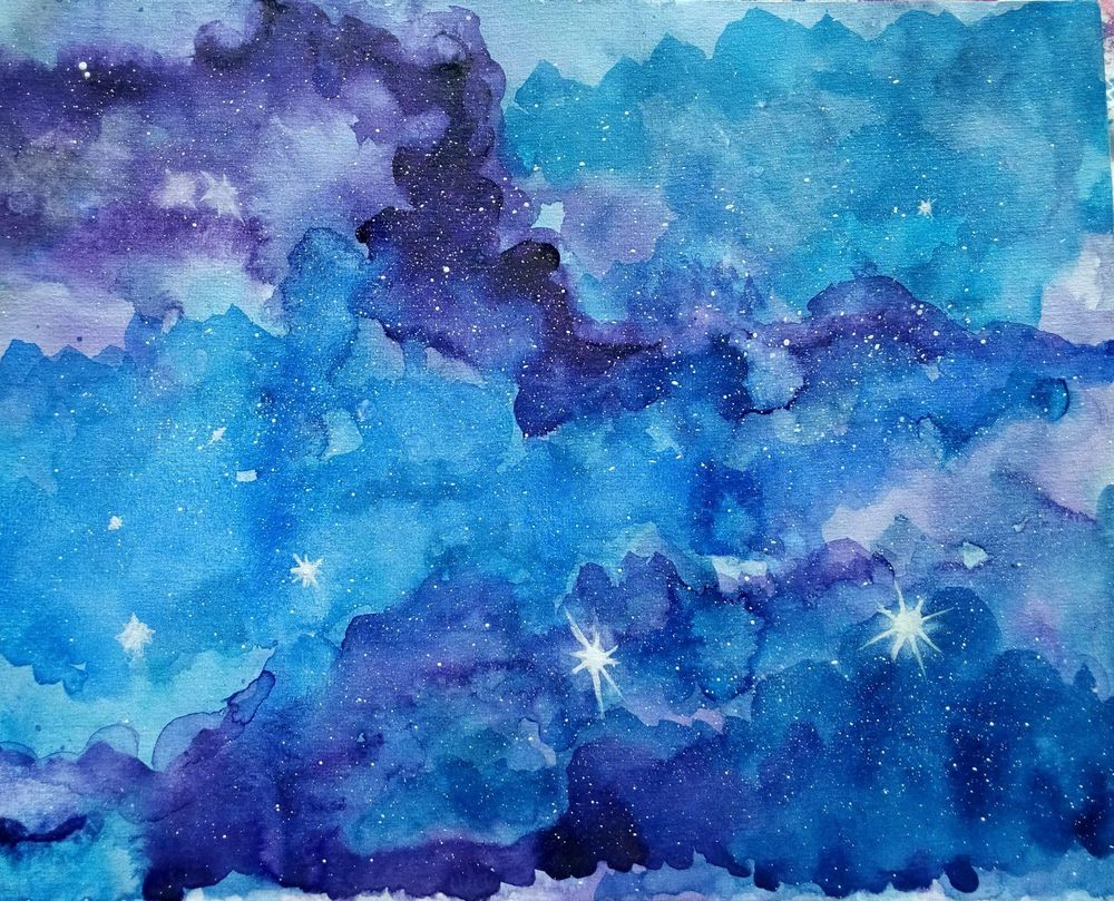 Dreaming of stars  - image 1 - student project