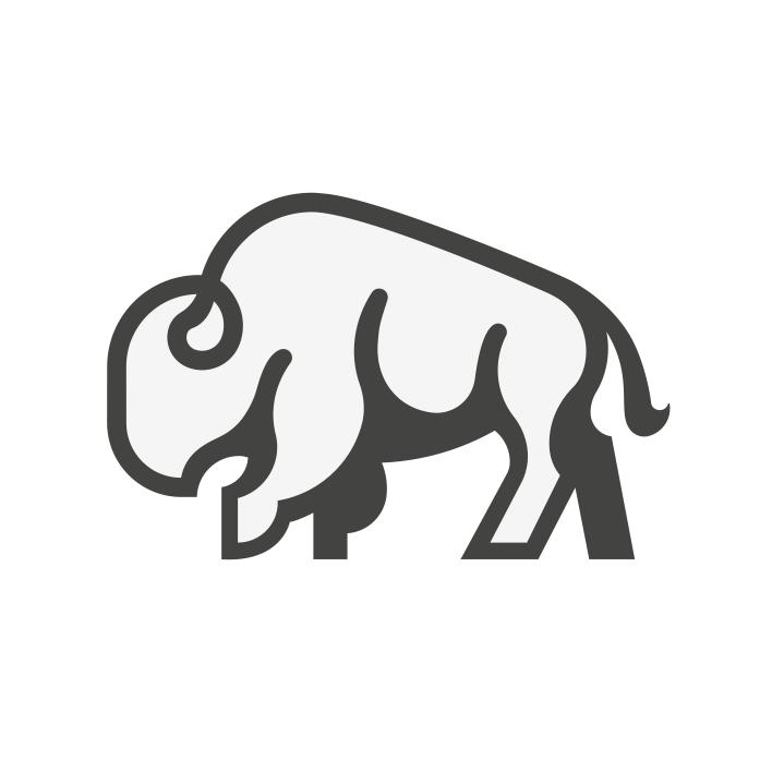Bison Logo - image 4 - student project
