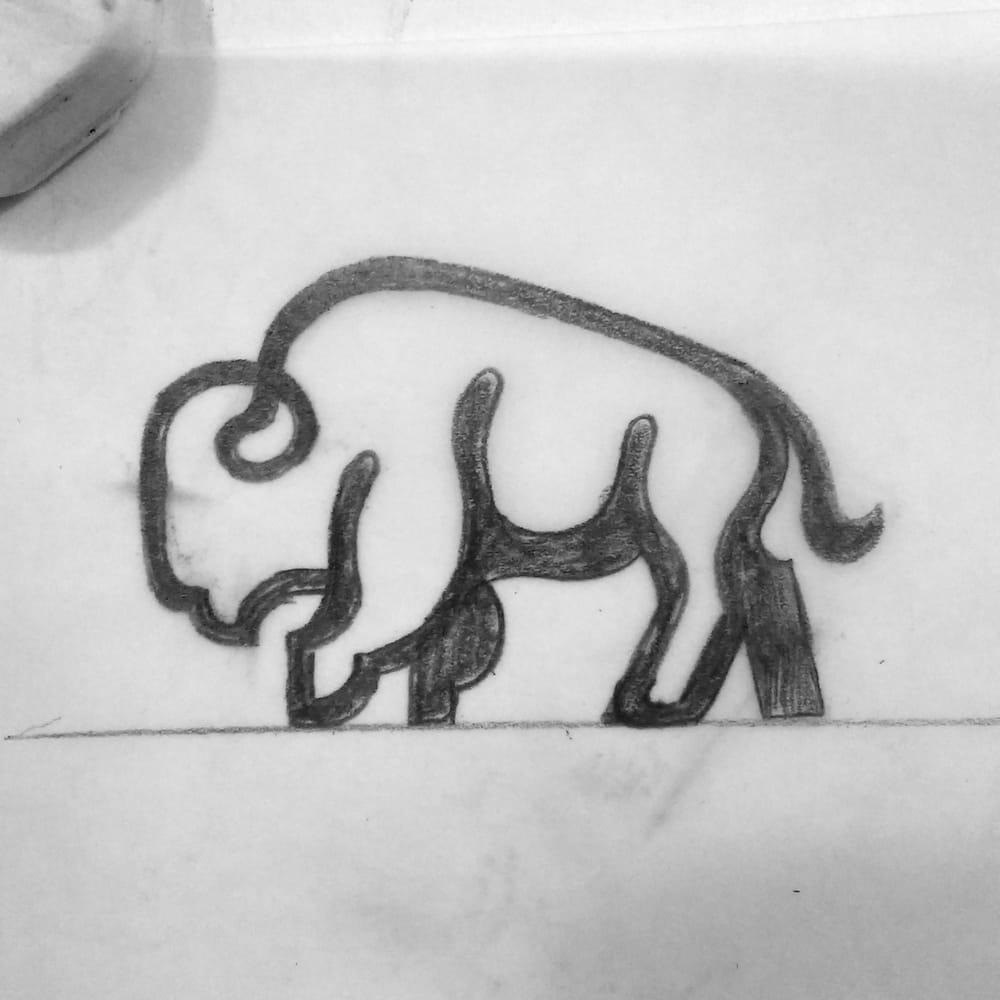 Bison Logo - image 3 - student project