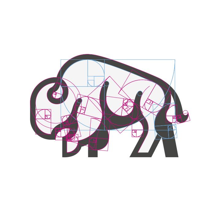 Bison Logo - image 5 - student project