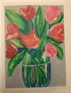 Tulips - image 1 - student project