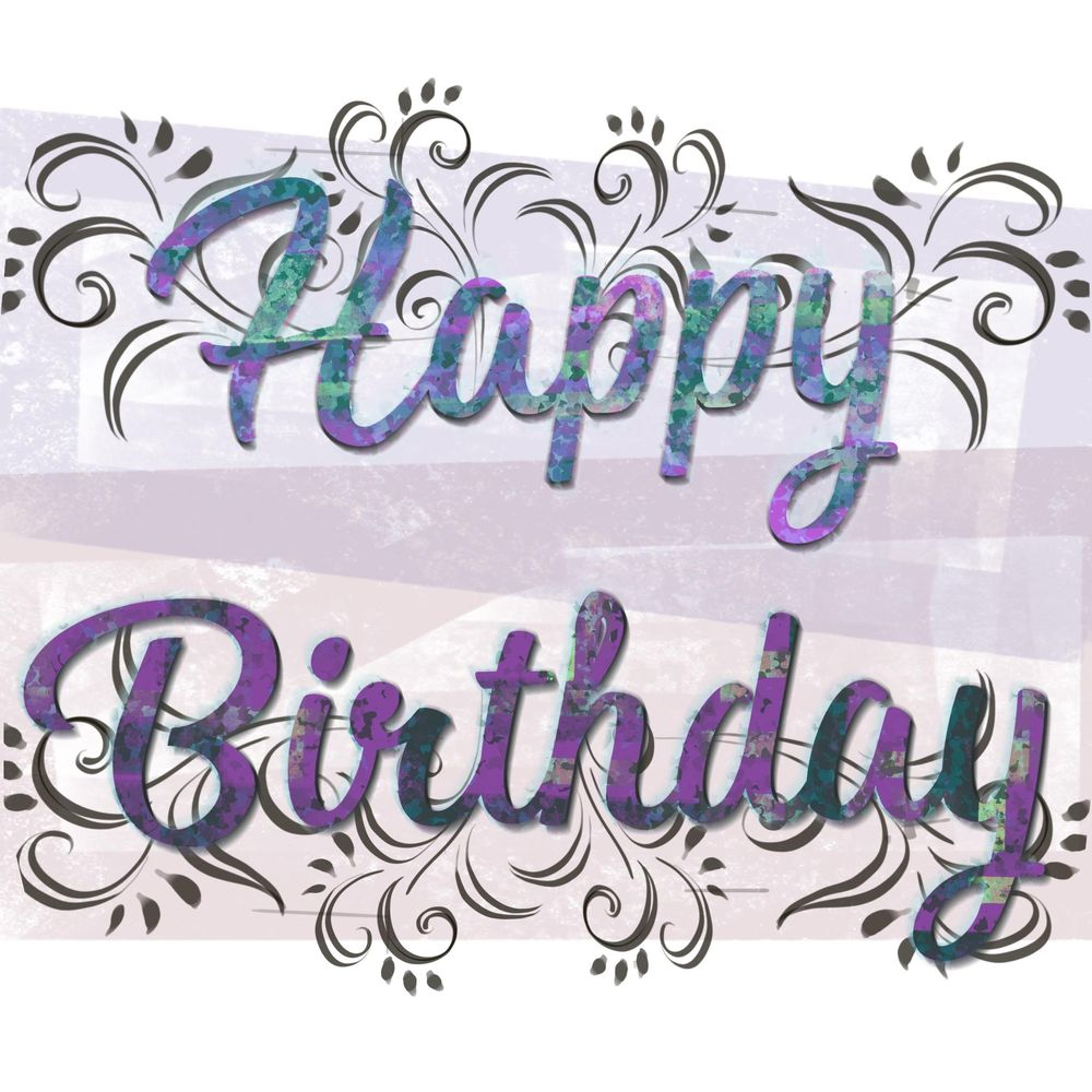 A sparkling birthday card and a few more ideas - image 2 - student project