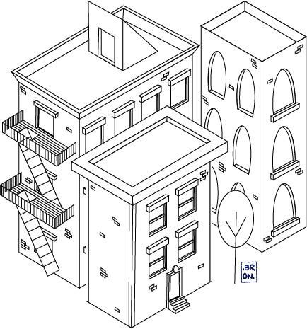 Isometric Buildings - image 2 - student project