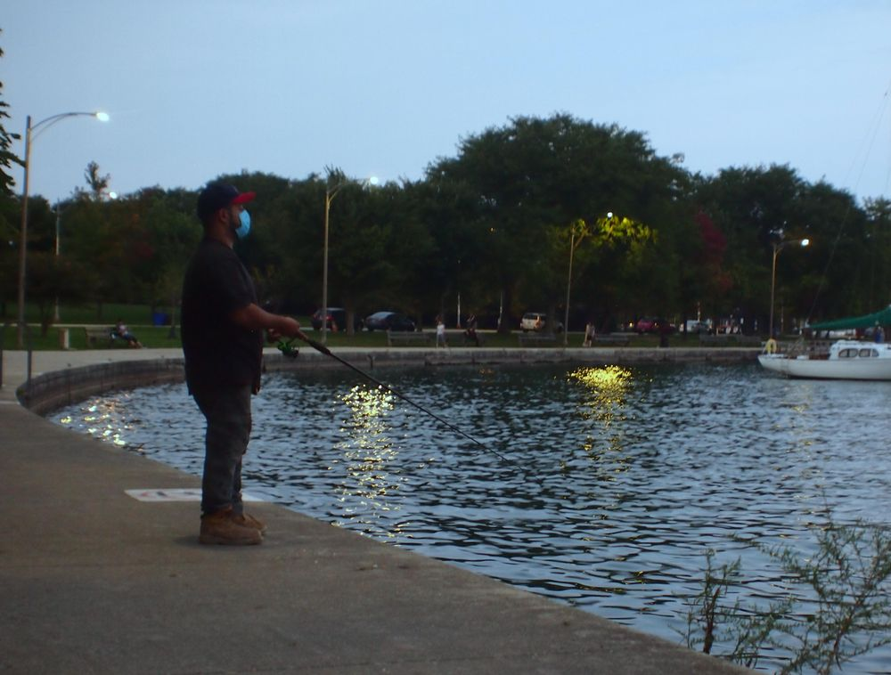 Evening at the Dock - image 3 - student project