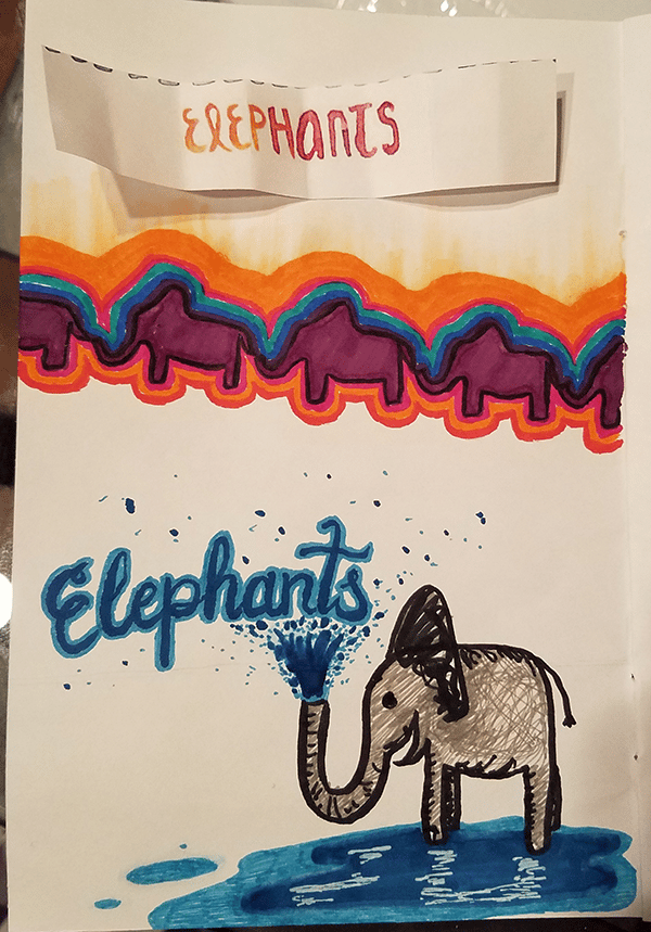 My Sketchbook Magic - image 2 - student project