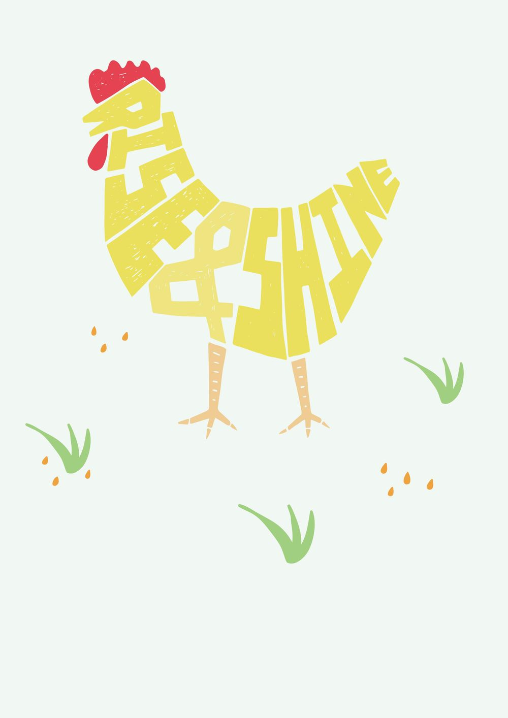 Rooster + Rise and Shine - image 6 - student project