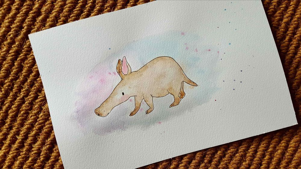 Two Watercolour Cuties - image 4 - student project