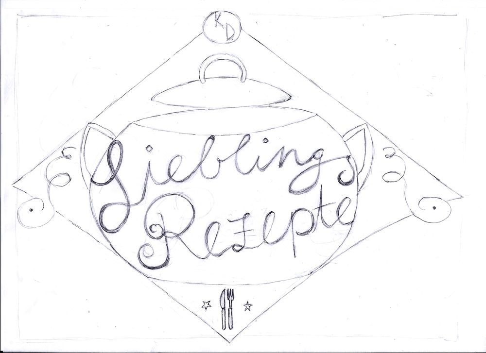 Recipe Book  - image 7 - student project