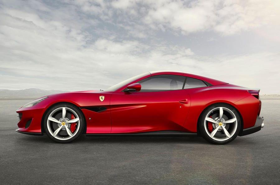 Sketch the Ferrari Portofino - image 1 - student project