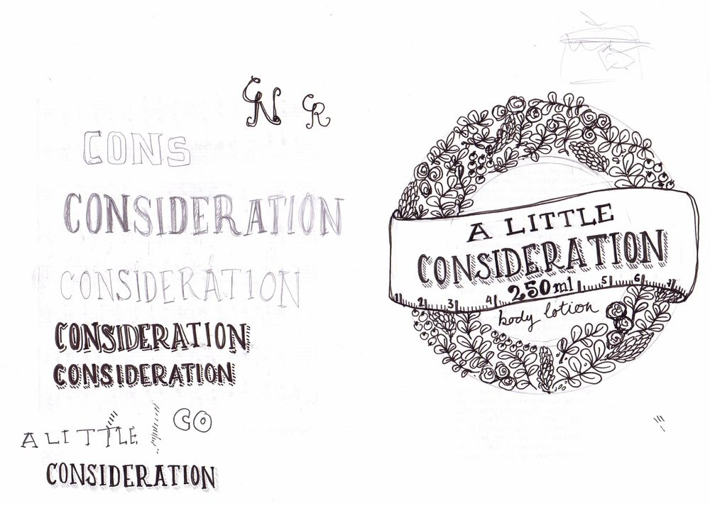 A Little Consideration - image 5 - student project