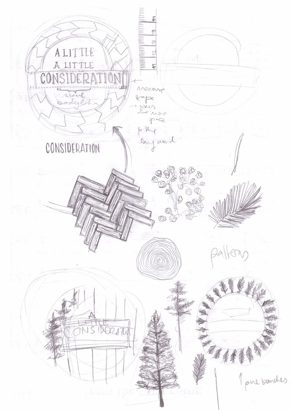 A Little Consideration - image 2 - student project