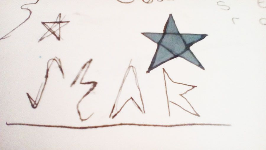 25 Stars  - image 8 - student project