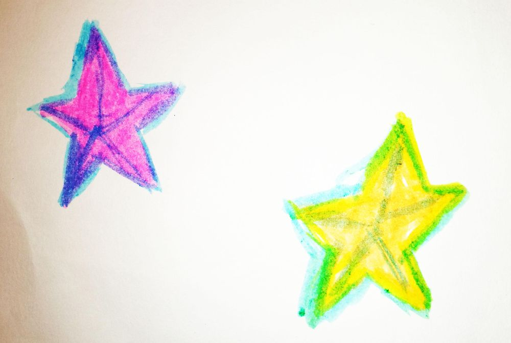 25 Stars  - image 9 - student project