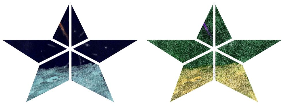 25 Stars  - image 1 - student project