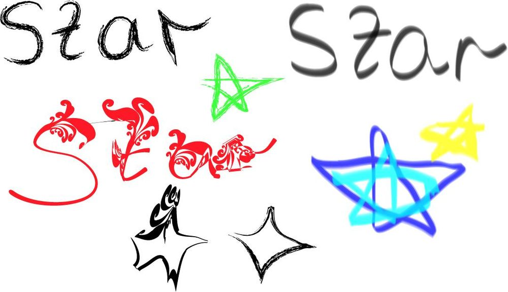 25 Stars  - image 3 - student project