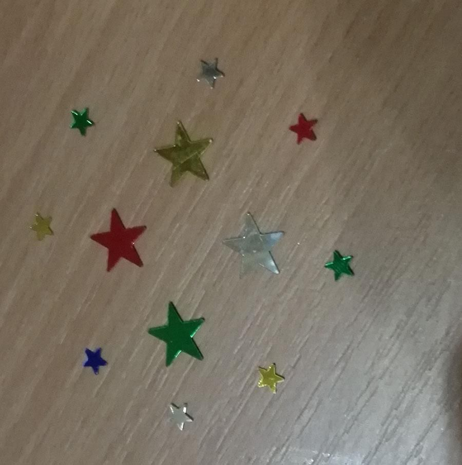 25 Stars  - image 5 - student project