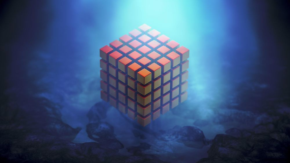 Cube - image 1 - student project