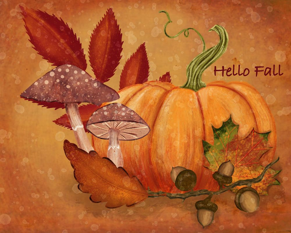 Hello Fall - image 1 - student project